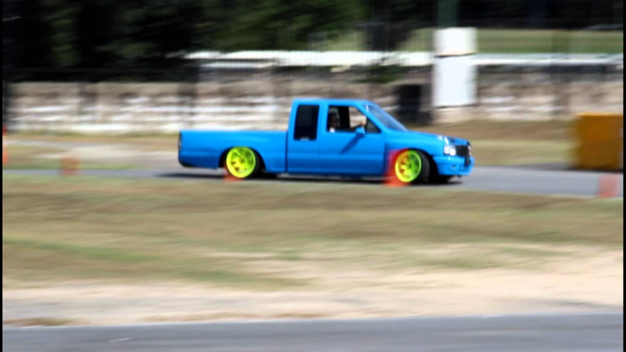 Ls1 Turbo Rodeo Drift Truck Youtube
