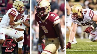 Boston College Football: 3 To Watch