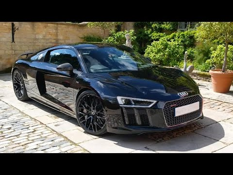 My Friend Bought A New Audi R8