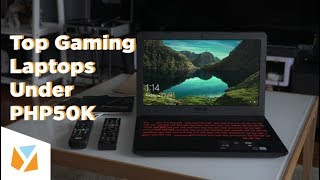 Top Gaming Laptops Under PHP50000 in the Philippines (Early 2019)