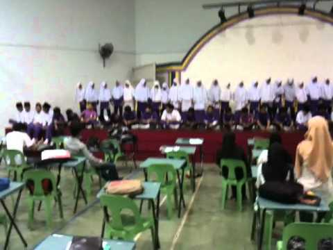 Madrasah wak tanjong: The PSLE song