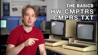 How Computers Compress Text: Huffman Coding and Huffman Trees