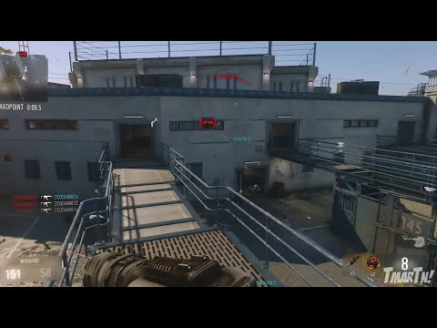 All Maps, Modes, and Guns in Call of Duty: Advanced Warfare
