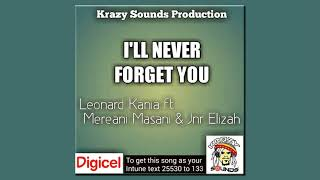download lagu Leonard Kania   I'll Never Forget You Ft gratis