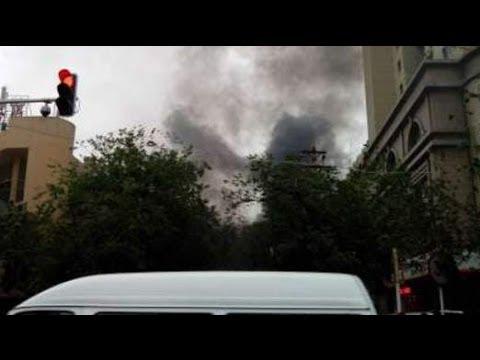 China Market Explosion: 31 Killed, 90 Hurt in Xinjiang Region Blast