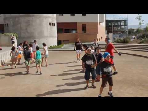 Lipdub del V Campus Infantil de Software Libre