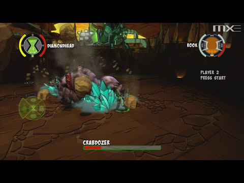 Ben 10: Omniverse - Part 6: Extreme Earth Makeover: Malware Edition HD