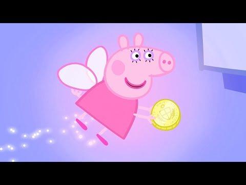 Свинка Пеппа на русском все серии подряд - Зубная фея - целиком серии - Мультики