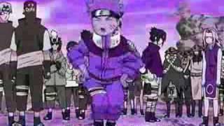 Naruto Techno Rave
