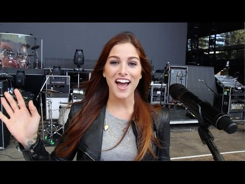 Cassadee Pope Cmt Music Awards Nomination Stage Shout Out video