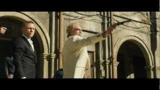 "James Bond ""Skyfall"": New Trailer"