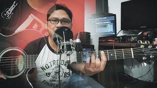 Tutorial Gitar Melodi Sheila On 7 - Dan By Sobat P (Slow Motion 🎸)
