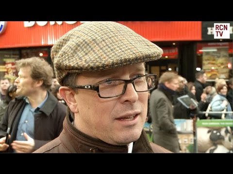 Producers Interview Shaun The Sheep Movie Premiere