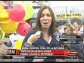 C5N - ELECCIONES 2015: MARIA EUGENIA VIDAL EN LA MATANZA