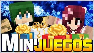 Salva la Navidad en Mineplex!! | Minecraft Minijuegos con @Dsimphony