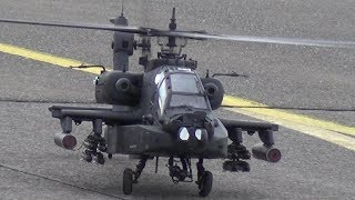 Boeing AH-64 APACHE ATTACK RC Scale Helicopter! (WORLD'S BEST attack HELICOPTER!)