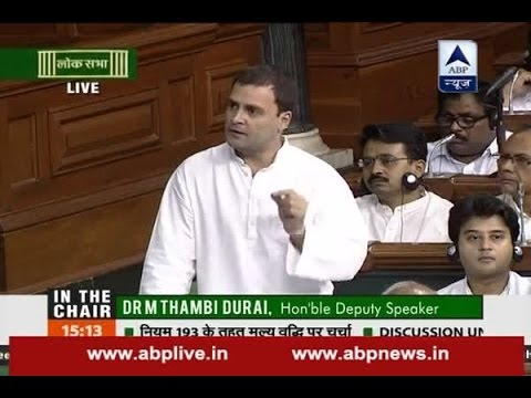 FULL SPEECH in Lok Sabha: People now chant Arhar Modi, Arhar Modi: Rahul Gandhi