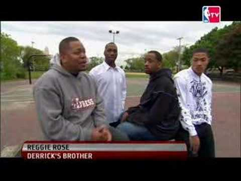 Derrick Rose Life and Dreams Exclusive Interview Video
