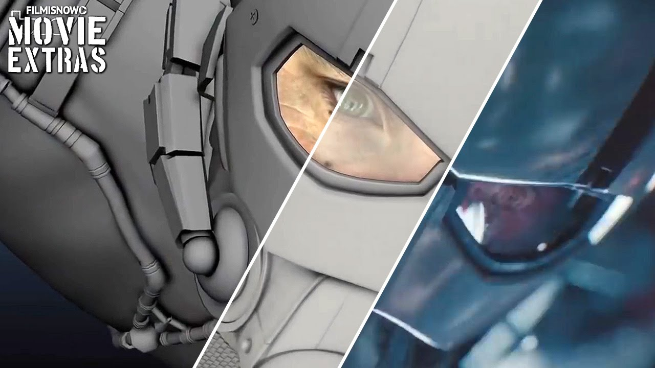 Ant-Man - VFX Breakdown by Luma Pictures (2015)