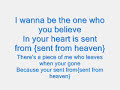 keyshia cole heaven sent {with lyrics}