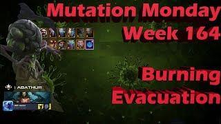 Early Mutation Abathur/Fenix Burning Evacuation [Air Units FTW]