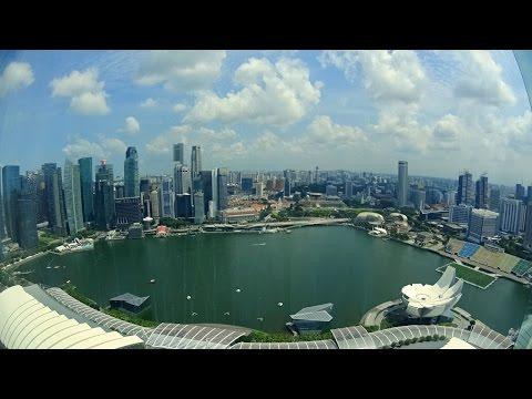 Singapore's most insanely luxurious suite at the Marina Bay Sands