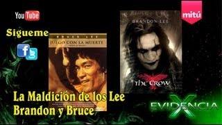La Maldición Bruce Y Brandon Lee - Evidencia X - Cesar Buenrostro