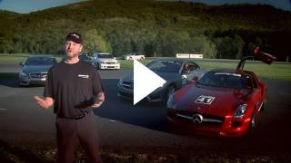 Braking -- AMG Driving Academy Performance Series Episode 2 -- Threshold and Trail