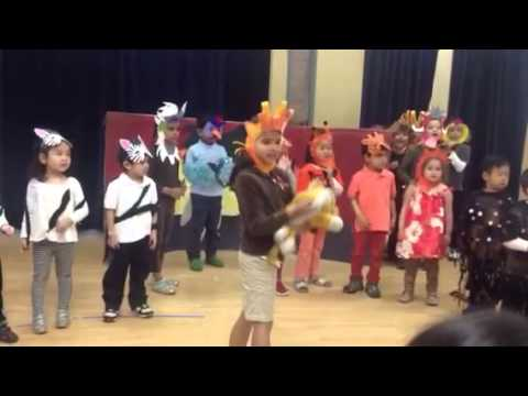 Waterfront montessori school play - clip 5 - 05/14/2014
