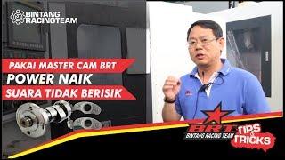 PAKAI MASTERCAM BRT POWER NAIK SUARA TIDAK BERISIK