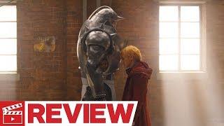 Fullmetal Alchemist Live Action Movie Review