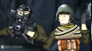 Some of the best of Noob from Battlefield Friends