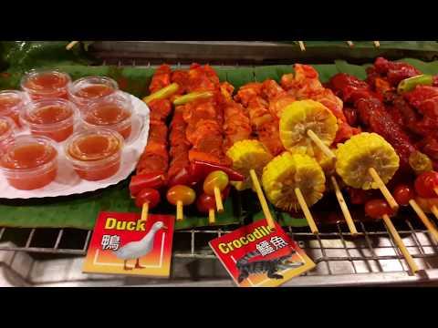 Уличная еда Таиланда / Мини пекарня / Кокосовое молоко