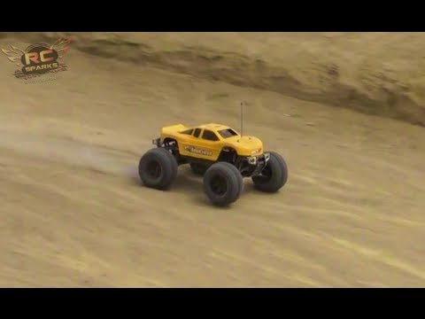RC ADVENTURES - NiTRO LOVE - BASHiNG RC Monster Trucks. Buggies. Truggies. & MORE!
