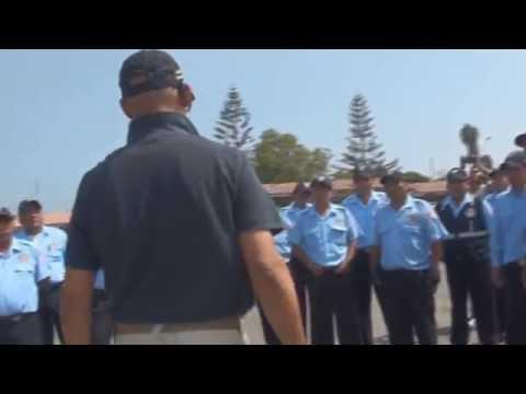 Capacitacion en tecnica de manejo y maniobras evasivas al personal de Serenazgo de Santiago de Surco