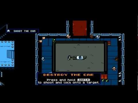 Retro City Rampage PC 1080P HD Playthrough - PT. 3