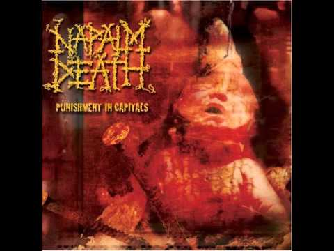 Napalm Death - Back From The Dead