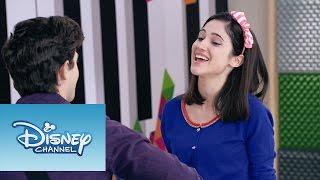 "Violetta: Momento Musical: Violetta, Diego y Francesca cantan ""Ser quien soy"""