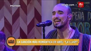 """Abel Pintos canta """"La llave"""" - La Peña de Morfi"""