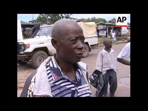 Liberians prepare to go to the polls