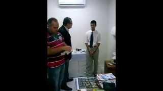 Polícia: Falso médico é preso em Nazaré da Mata, gravado pelo Blog do Anderson Pereira