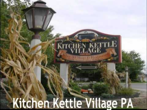 Pennsylvania Dutch Country Travel Guide, Lancaster PA Attractions