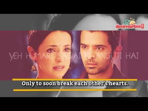 Arnav And Khushi's Love Story in Iss Pyaar Ko Kya Naam Doon.
