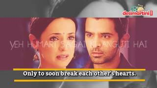Arnav And Khushi's Love Story in Iss Pyaar Ko Kya Naam Doon.