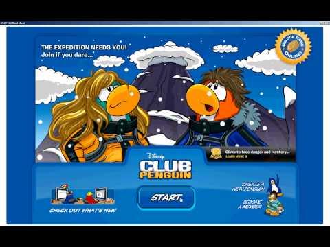 Club penguin como ser socio gratis para siempre
