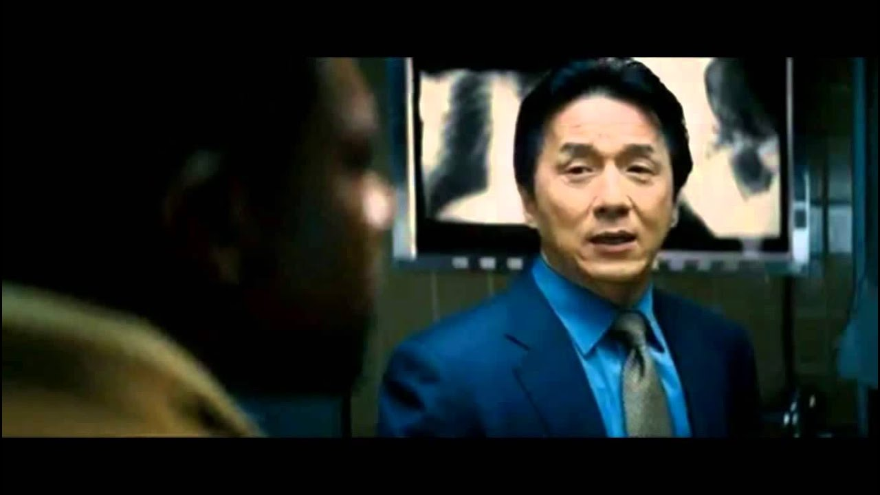 Pity, that Nude scene in rush hour 3