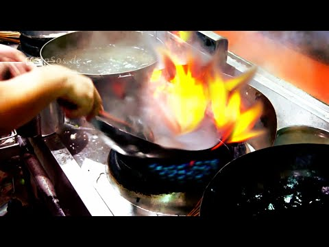 How to Cook Fried Fish in Chinese Wok Properly