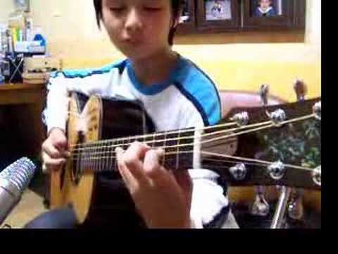 Sungha Jung - Wake Me Up When September Ends