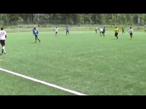 MSC Redbulls vs South Bronx United - Championship Game 6-14-2014