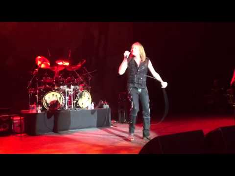 Sebastian Bach - (I Remember You) Live at Freedom Hill 2015